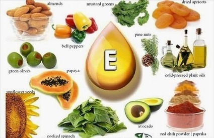 Courses and courses for pharmacists: Vitamin E May Slow Alzheimer's Decline | For Pharmacists | Scoop.it