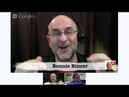 Ronnie Bincer - Google+ - Discover the proper way to use the Hangout App for Google Drive | GooglePlus Expertise | Scoop.it