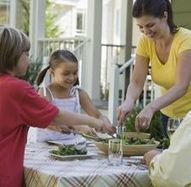 Cómo enseñarles nutrición a sus hijos, nutrición infantil | Nutrición | Rico y saludable | Scoop.it
