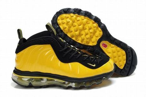 yellow black women nike air max 2009 fusion foamposites shoes online | fashion collection | Scoop.it
