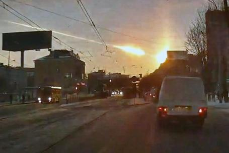 Russian Meteor: Explosive Sonic Booms Caught On Camera (Video) | MN News Hound | Scoop.it