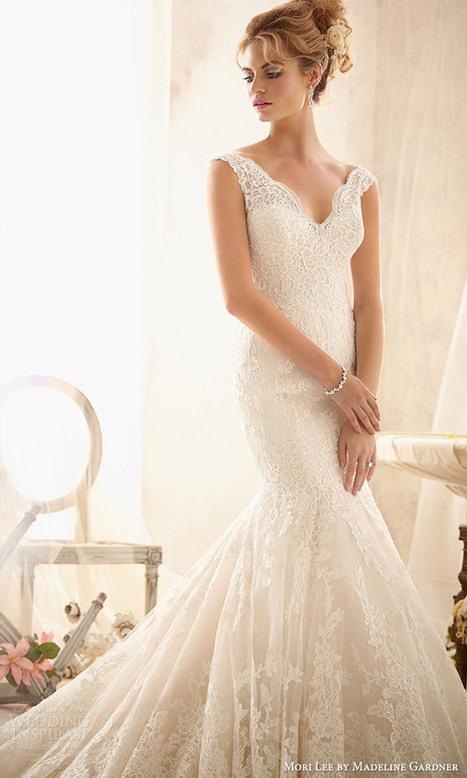 Mori Lee by Madeline Gardner Wedding Dresses : Spring 2014 Bridal Collection Highlights | Weddings in Toronto | Scoop.it