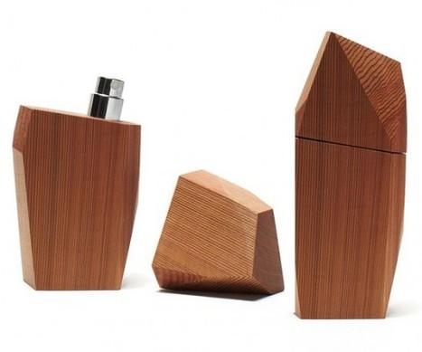 Bamboo Perfume Bottle Design By Artist & Architect   Art, Design & Technology   Scoop.it