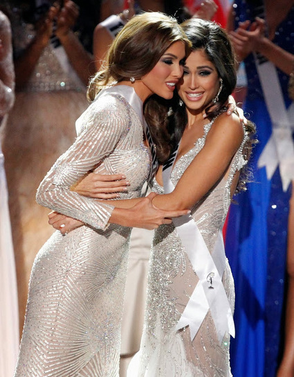 Information Lounge: Venezuelan crowned Miss Universe in Moscow ceremony   Tech and Tutorial Lounge   Scoop.it