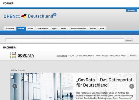 Konsequent: Kein Open Data-Portal im Bund   Datenjournalismus   Scoop.it