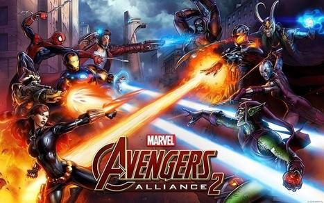 Marvel Avengers Alliance 2 Hack - Unlimited Gold, Silver, C Points | HacksPix | Scoop.it