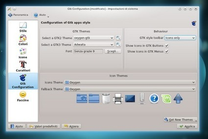 KDE GTK+ Configurator 2.0 - aggiunto il supporto per KDE 4.8 / Kubuntu 12.04 | L'openness informatica: hacking e Linux | Scoop.it