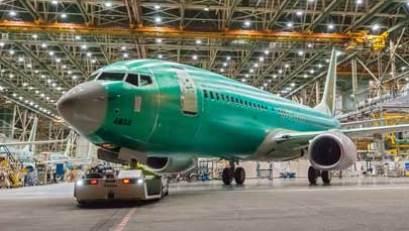 Boeing termina el primer 737 Next Generation fabricado a un mayor ritmo de producción   Flying Today   Flying Today   Scoop.it