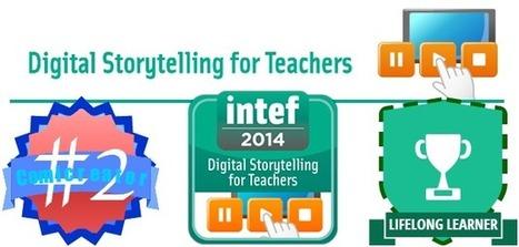 Motivar en el aula a través de la narración digital | Blog de INTEF | ESL RESOURCES | Scoop.it