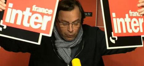 Radio filmée: François Rollin met les pieds dans le plat sur France Inter | DocPresseESJ | Scoop.it