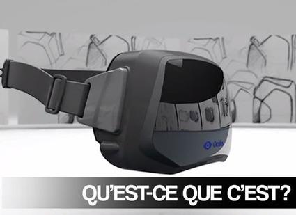 Tout savoir sur l'Oculus Rift   ArTIES   Scoop.it