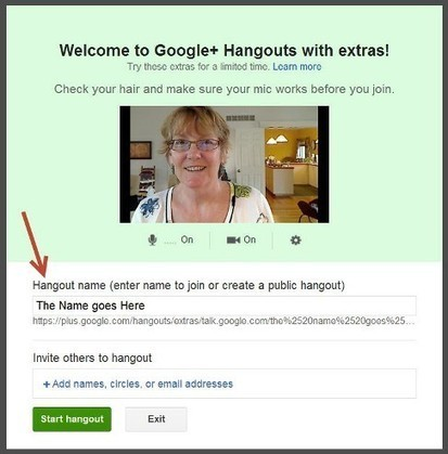 How to Use Google+ Hangouts for Your Business (or Newsroom) | Social Media and Journalists | Scoop.it