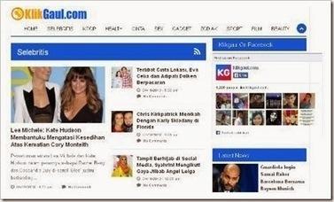 Klikgaul.com Portal Berita artis, K-Pop, Zodiak, Love Paling Keren dan Update | Penting, Panas, Perlu dan Seruu | Scoop.it