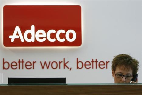 La baisse de l'activité d'Adecco s'est accentuée en juillet-août | ECONOMIE ET POLITIQUE | Scoop.it