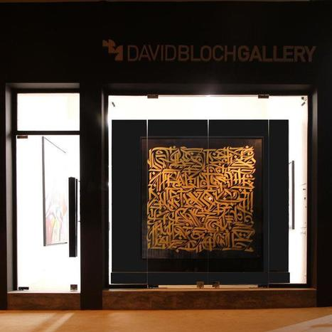 David Bloch Gallery  | Heart is a Lock, Music is the Key | Scoop.it