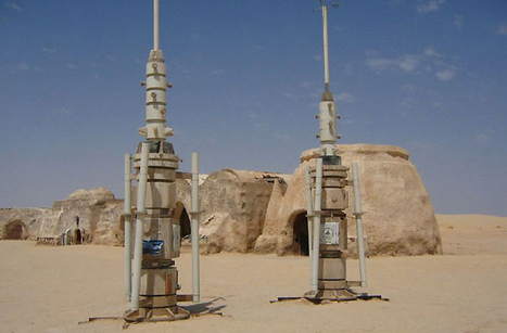 Star Wars' Moisture Farming Tech Won't Save California : DNews | whynotblogue | Scoop.it