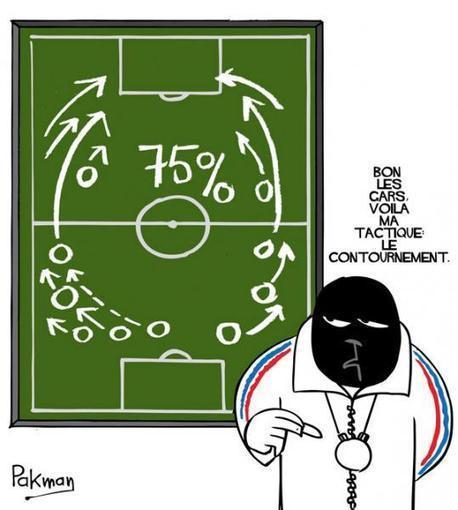 Football français : vive la taxe à 75% ! | Bakchich - Bakchich (Satire) | Revue de presse 05.11.13 | Scoop.it