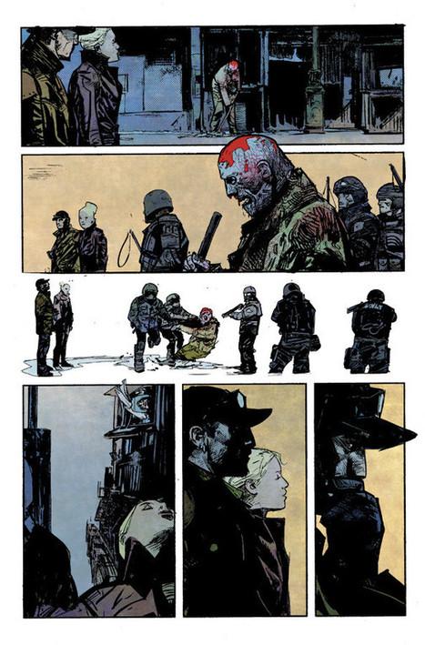 PRIMERA IMÁGENES DEL COMIC DE GEORGE A. ROMERO Y MARVEL | comics y + | Scoop.it
