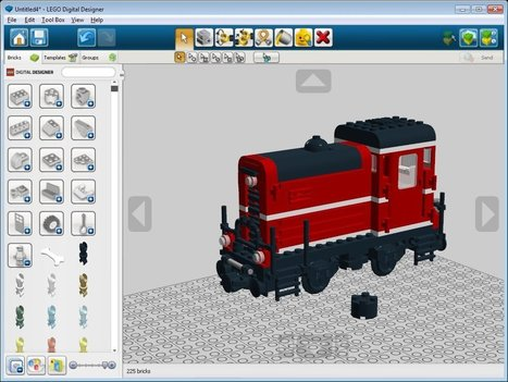 LEGO Digital Designer (LDD) | Philipp's page | Scoop.it