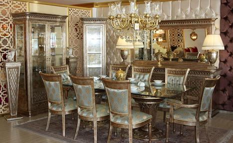 Avangard Yemek Odası Takımları Ankara   Asortie Mobilya Blog   Scoop.it