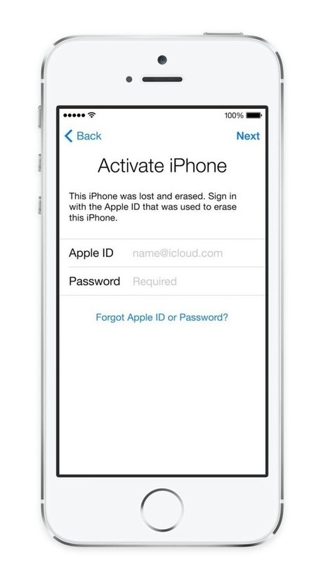 Why iOS 7's Activation Lock Is a Disaster Waiting to Happen   Cult of Mac   iPads in Education   Scoop.it