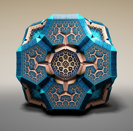 Fabergé Fractals by Tom Beddard | Art, Design & Technology | Scoop.it