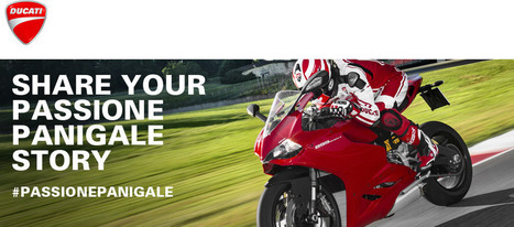 Share your Passion Panigale Story and win a trip to Mazda Raceway Laguna Seca SBK | Ductalk Ducati News | Scoop.it