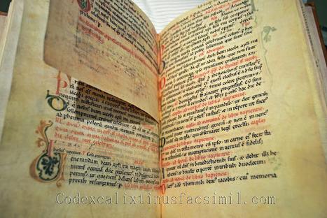 Codex Calixtinus: Las melodías más bonitas y menos conocidas del Codex Calixtinus | Codex Calixtinus | Scoop.it