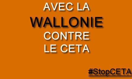 Pétition : Soutien à la position de la Wallonie concernant le CETA... NON au chantage de l'U.E !   16s3d: Bestioles, opinions & pétitions   Scoop.it