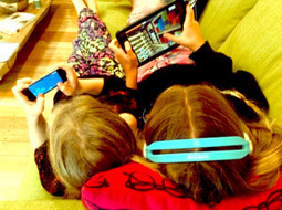 Are your kids always staring at screens? IPAD 4 SCHOOLS | iPads in Education | Scoop.it