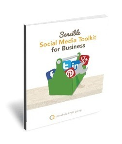 Free Download: Sensible Social Media Toolkit for Businesses | Educating in a digital world | Scoop.it