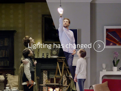Philips Hue Motion Sensor Makes Automated Lighting Even Easier And More Convenient   Lighting Controls   Scoop.it