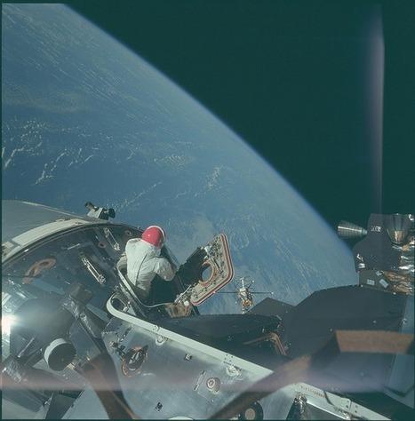 8 400 photos du programme Apollo prises entre 1961 et 1975 en accès libre sur Flickr | François MAGNAN  Formateur Consultant | Scoop.it