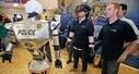 Un agent de sécurité robotisé pour les forces de l'ordre   robots   Scoop.it
