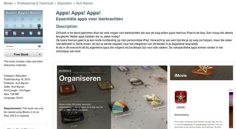Mediatheek Velp: Apps! Apps! Apps! | Schoolmediatheken | Scoop.it