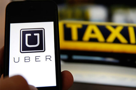 Uber, la Commissione Europea pronta a regolamentare il servizio | InTime - Social Media Magazine | Scoop.it