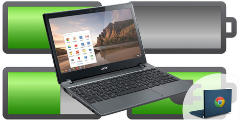 Can A Laptop Last All Day? You CAN Do That On A Chromebook! | Teacher Training | Scoop.it