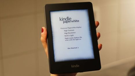 The New Kindle Paperwhite (Video Review) - | new kindle paperwhite | Scoop.it