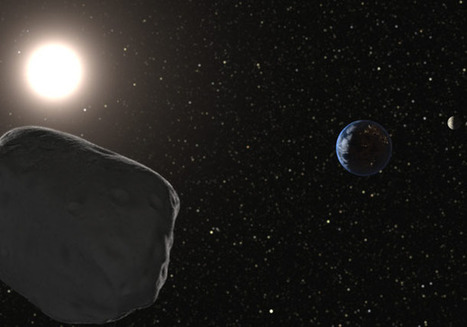 Breaking: Private company does indeed plan to mine asteroids… and I think they can do it | Bad Astronomy | Discover Magazine | FutureChronicles | Scoop.it