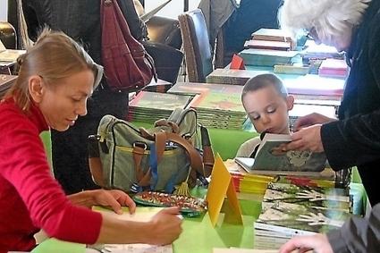 Le 2e salon du livre de jeunesse est à croquer ! | L'info tourisme en Aveyron | Scoop.it