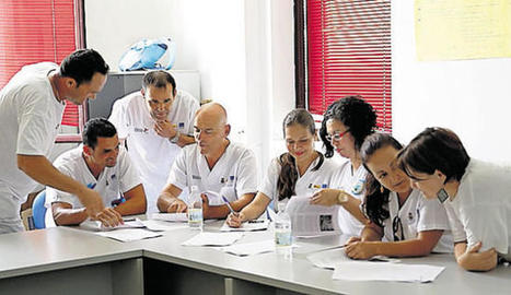 Los nuevos cuidadores de Agüimes - La Provincia - Diario de Las Palmas | Atención Sociosanitaria | Scoop.it