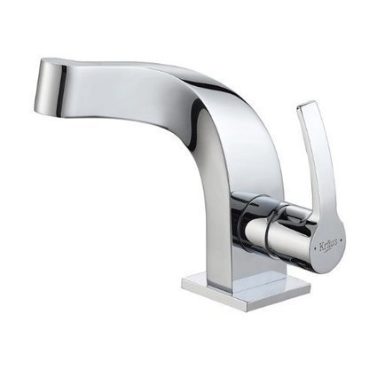 !!!  KEF-15101CH KRAUS KEF-15101CH Typhon Single Lever Basin Faucet Chrome Kraus Chrome | Discount Sinks Bathroom | Scoop.it