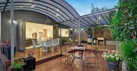 4 Handy Curved Pergola Design Tips | My Fav | Scoop.it
