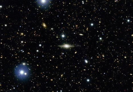 55-Hour Exposure of a Tiny Patch of Sky Reveals 200,000 Galaxies | The Blog's Revue by OlivierSC | Scoop.it