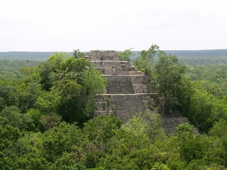 Clues from ancient Maya reveal lasting impact on environment - HeritageDaily | EVS | Scoop.it