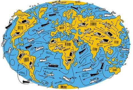 Voir la mondialisation autrement… penser le monde autrement ;-) | Complex systems and projects | Scoop.it