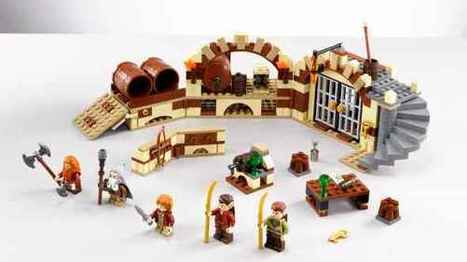Lego Hobbit Sets: From the Hobbit Movie (An Unexpected Journey) 2012 | Unique Gift ideas | Scoop.it