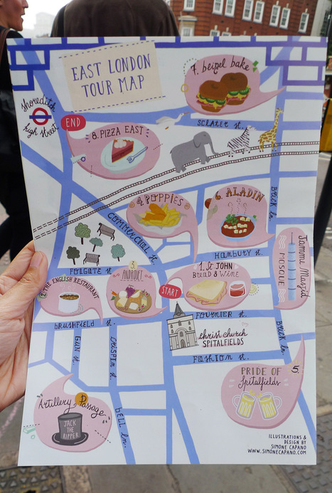 8 Foods To Try When In London | Pinoy Travel Bloggers Journal | Scoop.it