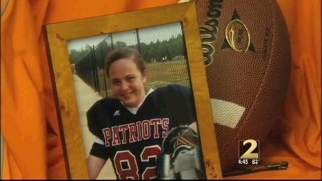 Girl: School cites Bible for kicking her off football team | It's Show Prep for Radio | Scoop.it