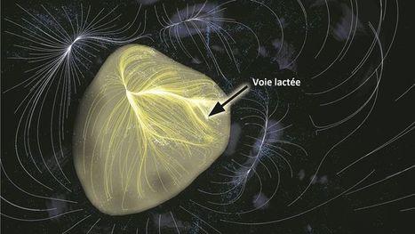 La Voie lactée se situe dans un «continent céleste» bien plus vaste que prévu | Remembering tomorrow | Scoop.it